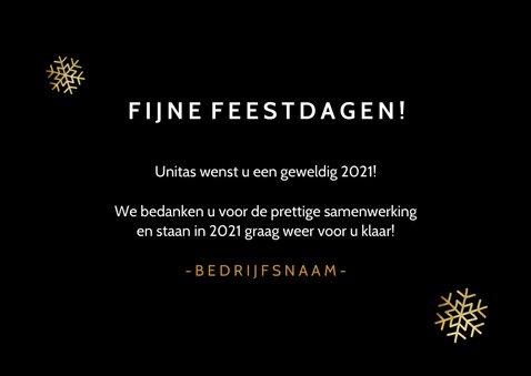 Grappige zakelijke nieuwjaarskaart 2021 loading laadbalk 3
