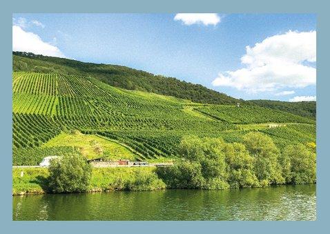 Groeten uit Duitsland met grappige landkaart en fotocollage 2