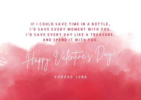 Grußkarte Valentinstag Lieblingsmensch Foto 3