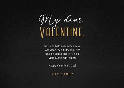 Grußkarte Valentinstag Naughty Coupons 3