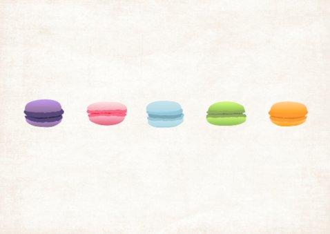 Happy birthday Macarons2 2