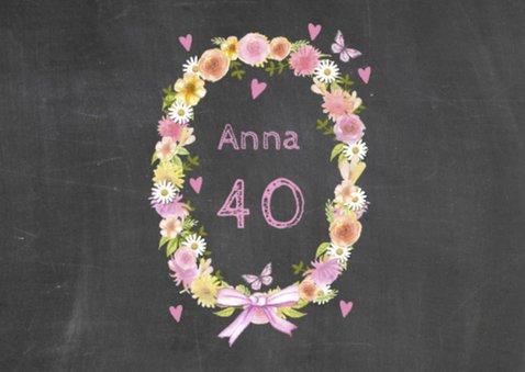 Happy birthday schoolbord 2