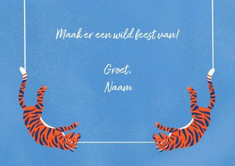 Happy Birthday tiger 3