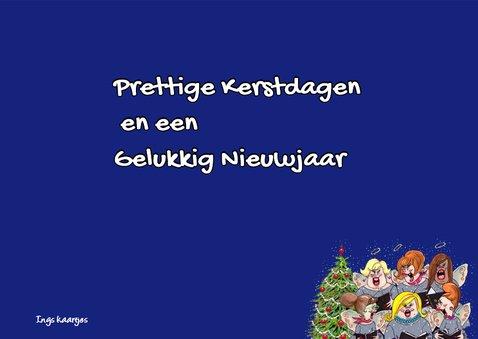 Het dames kerstkoor 3