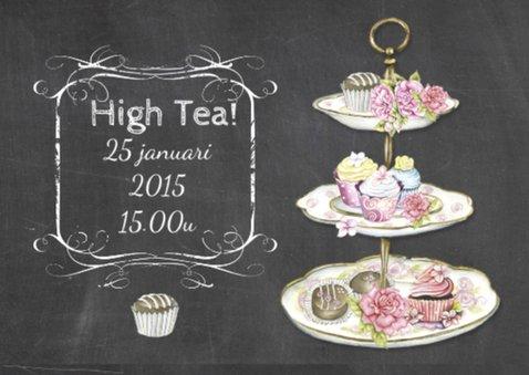 High Tea standaard foto 2