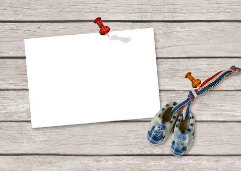 Hollandse groeten - fotokaart 2