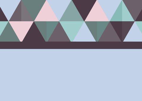 Ik vind je lief driehoekjes 2
