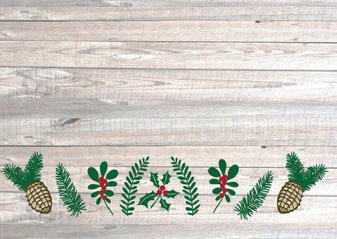 Kerst herten ster 3