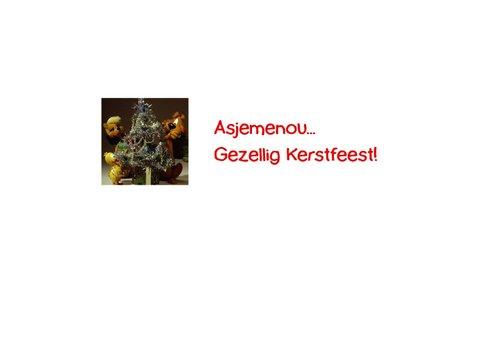 Kerst Loeki strip kerst kado  -A 3