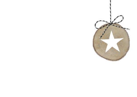 Kerst Stippen Houtschijven LI 2