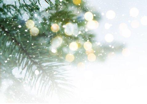 Kerstkaart - sterkte tijdens de feestdagen 2
