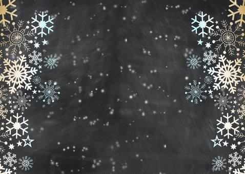 Krijtbord kerst 3 foto's 2