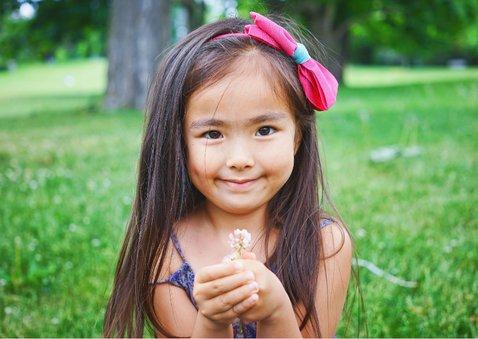 Lieve uitnodiging kinderfeestje eenhoorn, sterretjes & foto 2