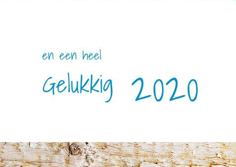 Merry X-MAS stoere letters hout 2020 3