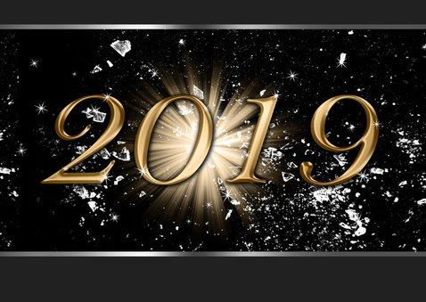 Nieuwjaarskaart Blast 2019 RB 2
