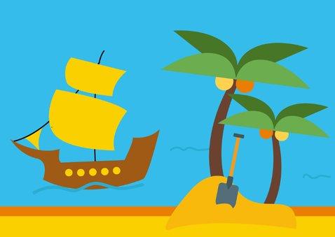 Piratenfeestje meisje 2