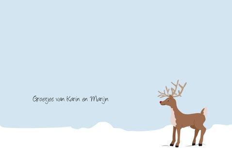 Rudolph en kerstman - SV 3