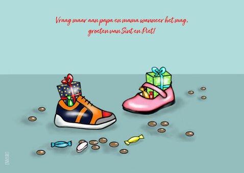 Sinterklaas - Jullie mogen je schoen zetten 3
