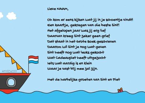 Sinterklaas Pakjesboot 3