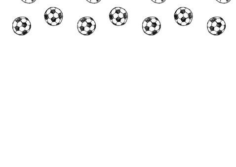 Uitnodiging communie voetballen en foto 2