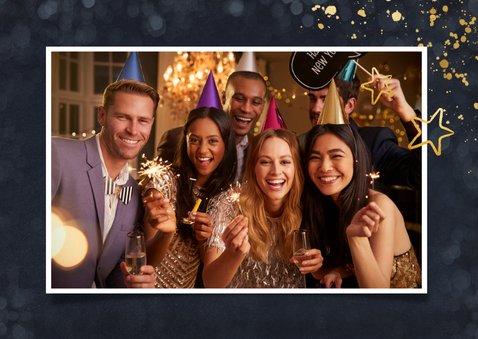Uitnodiging online nieuwjaarsborrel voor personeel  2