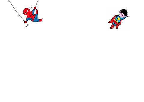 uitnodiging superhelden feestje  2