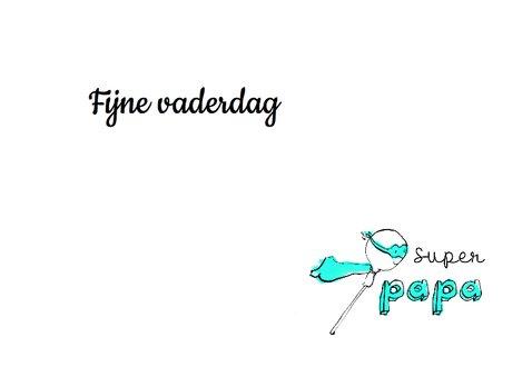 Vaderdag Super Papa 3