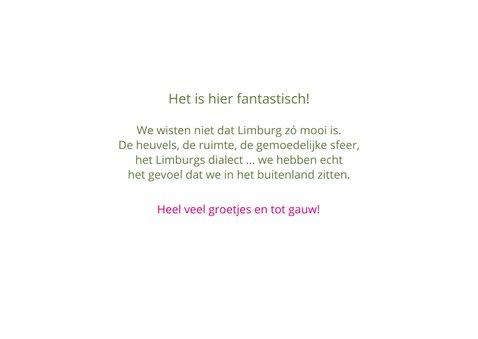 Vakantie in Limburg, het buitenland van Nederland 3