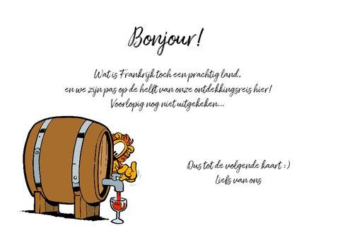 Vakantie Loeki in Frankrijk 2 -A 3