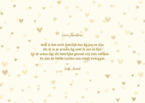 Valentijnskaart fotocollage hartjes achtergrond 3