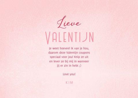 Valentijnskaart naughty coupons uitknipbaar 3