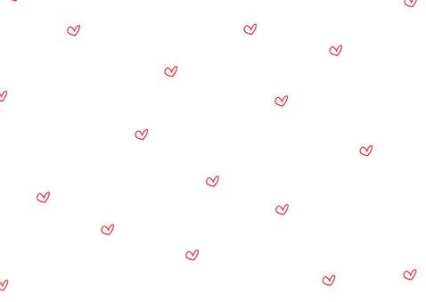 Valentijnskaart zo verliefd 2