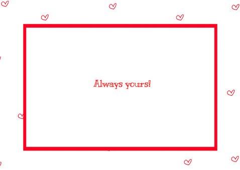 Valentijnskaart zo verliefd 3