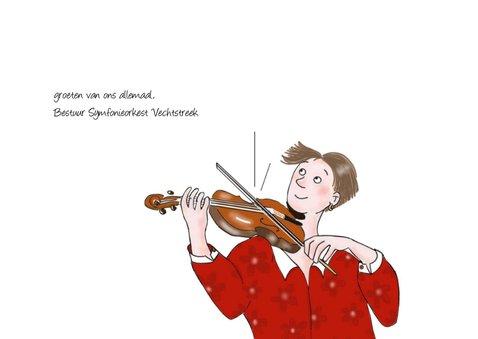 Verjaardag - Symfonie orkest 3