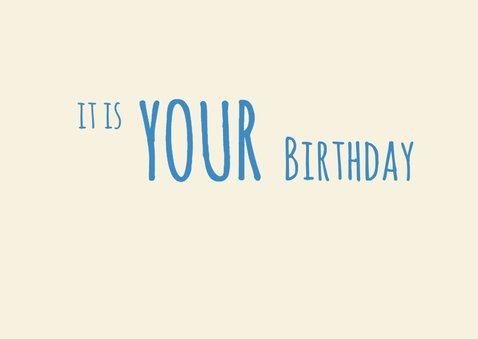 Verjaardagskaart met blije jonge zeehond 3