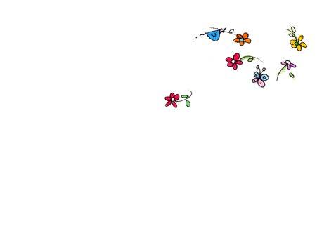 Vespa Ape met vele bloemen 3