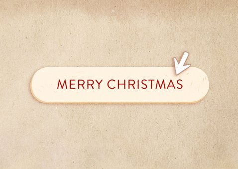 Zakelijke kerstkaart 'Accept all cookies' 2