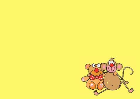 Zomaar beer en aap 3