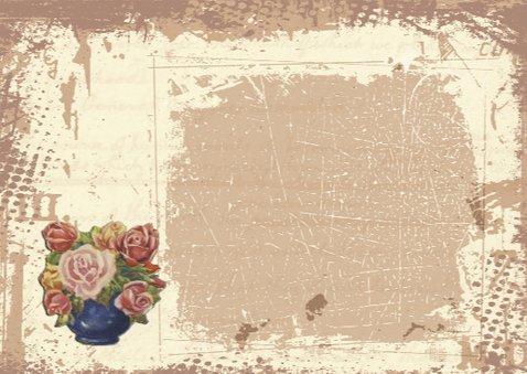 Zomaar kruiwagen bloemen 3