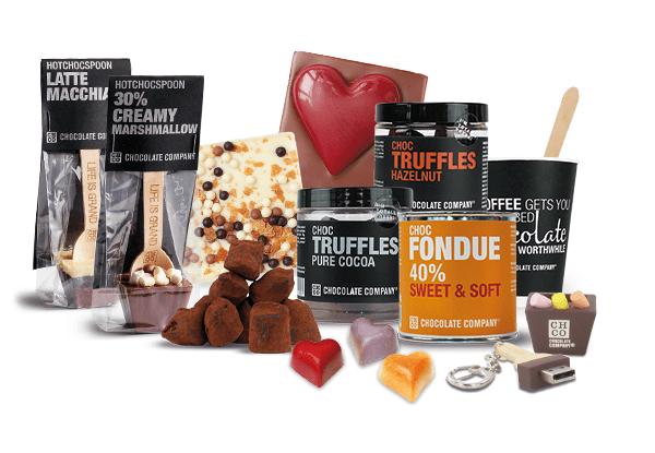 chocoladepakket