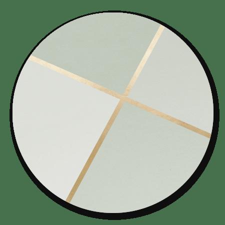 Geometrisch Groen
