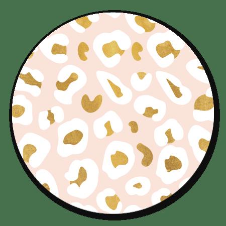 Panterprint goudlook