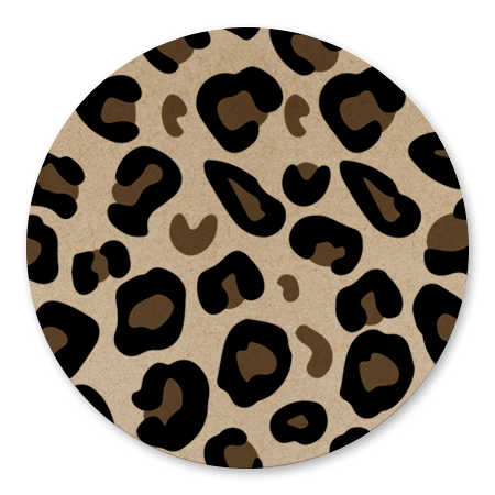 Panterprint kraftlook