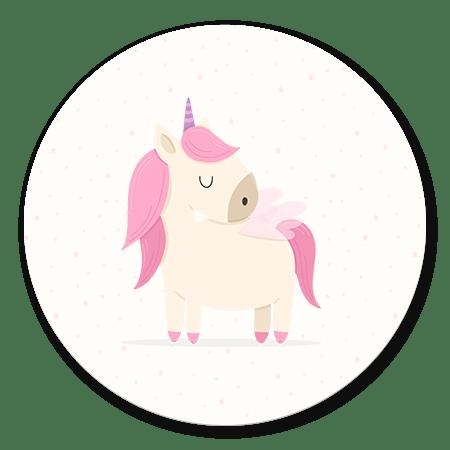 Unicorn met sterren
