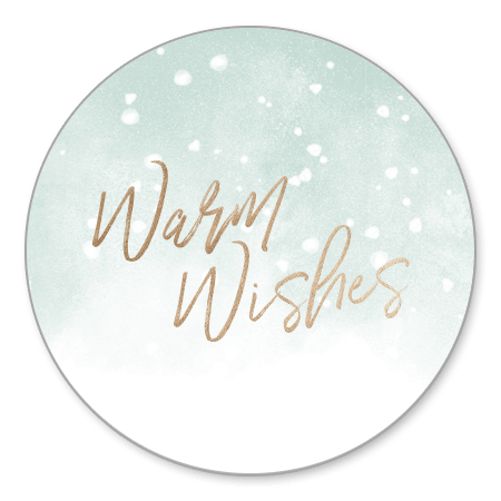 Warm Wishes groen