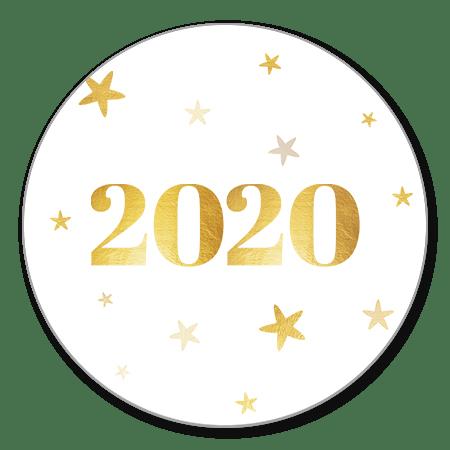 2020 gouden sterren