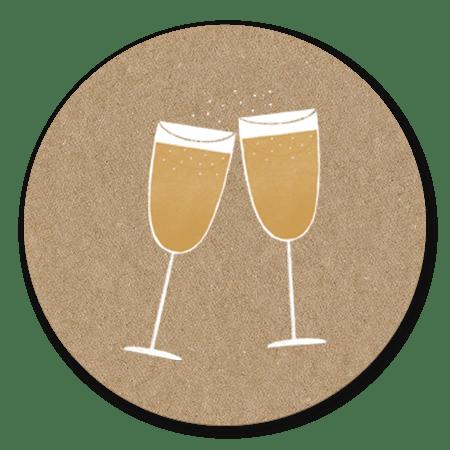 Champagne kraft