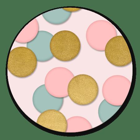 21 Diner Confetti