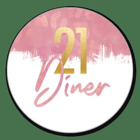 21 Diner Panter