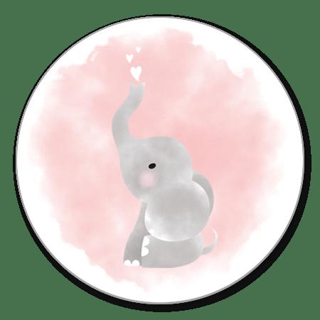 Geboorte Meisje Olifantje